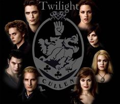 New Moon Graphics - Cullen Family