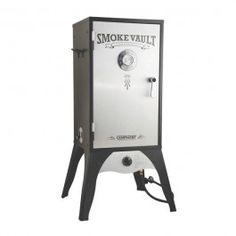 Smoke Vault 18