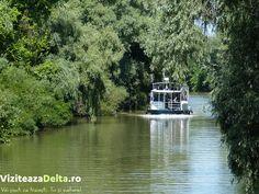 Transport in Delta Dunarii Bratislava, Beautiful Landscapes, Chile, Transportation, River, Activities, Nature, Outdoor, Black Forest