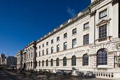 Michaelis Boyd Associates — Tom's Kitchen, Somerset House