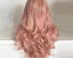 51 Most Beautiful Strawberry Blonde Hair Color Ideas Big Curly Hair, Wavy Hair, Curly Hair Styles, Natural Hair Styles, Long Curly, Permed Hairstyles, Hairstyles With Bangs, Pretty Hairstyles, Strawberry Blonde Hair