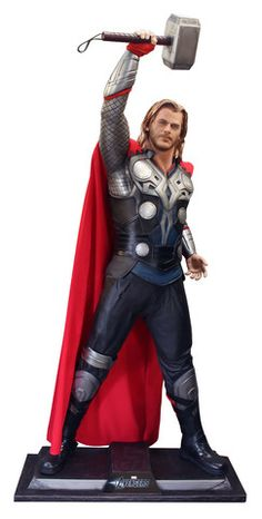 The Avengers: THOR - Life-size Collectible Statue – Section9 ---- $ 3,747.00
