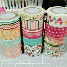 Michaels 2016 Washi