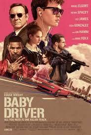 Resultado de imagen de poster baby driver