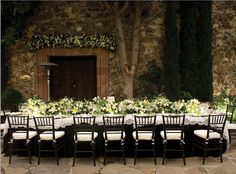 Beautiful tablescape! Photo: J Cogliandro Photography #wedding #table #tablescape