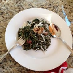 Buckwheat Pasta and Pesto by herbalacademy