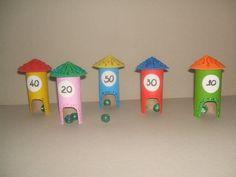 juguetes material reciclado infantil - Buscar con Google