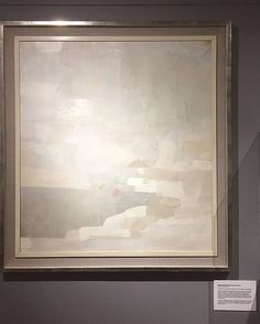 My senior designers attended the launch party for the art exhibition @designcentrech last night where 30 designers unveiled the pieces that they had nominated to be included. Here is the painting I selected- 'Durdle Door' by Deborah Tarr who is represented by @cadogan_contemporary it is so beautiful be sure to visit the exhibit #art #exhibit #focus16 #deborahtarr