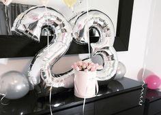 23 Soon 30th Birthday Balloons 23rd Happy