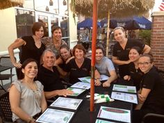 Some of our staff out to dinner ! Dentistry, Spa, Dinner, Dining, Food Dinners, Dental, Dinners