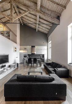 Modern Interior Home Design 2019 That Inspire 12 Modern House Design, Modern Interior Design, Interior Design Living Room, Interior Decorating, Room Interior, Decorating Ideas, Contemporary Interior, Luxury Homes Interior, Interior Architecture