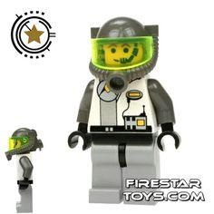 LEGO Space - Explorien | Space LEGO Minifigures | LEGO Minifigures | Firestartoys.com