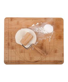 Take a look at this Core Bamboo Medium Baker's Measuring Board by Italian Cooking Collection on #zulily today!