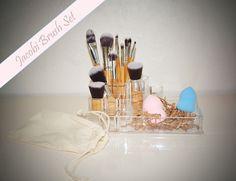 Makeup Brush Set Combo by SaytistaBeauty on Etsy