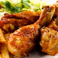 Ingredients 8 chicken drumsticks 1/4 cup soy sauce (GF soy sauce for gluten free version) 1/4 cup chili sauce ( sweet) 2 garlic cloves ( ...