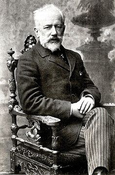 Tchaikovsky : wat a wonderful music he gave to the world