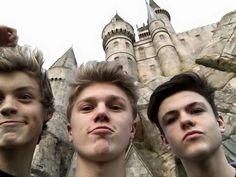My favorite things: NHC and Harry Potter