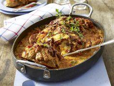 Hausmannskost - Futtern wie bei Muttern - zigeuner-schnitzel  Rezept