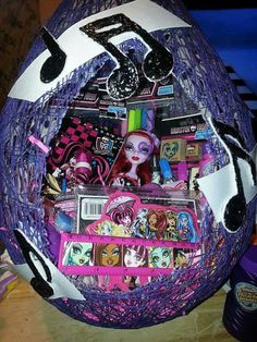 Barbie easter basket easter pinterest barbie easter baskets trolls movie easter basket idea see more hey i found this really awesome etsy listing at https negle Images
