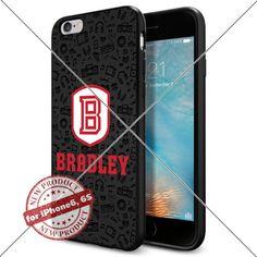 Case Bradley Braves Logo NCAA Cool Apple iPhone6 6S Case Gadget 1054 Black Smartphone Case Cover Collector TPU Rubber original by Lucky Case [Music] Lucky_case26 http://www.amazon.com/dp/B017X12URO/ref=cm_sw_r_pi_dp_.xctwb1KJDWK0