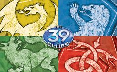 Image result for 39 clues