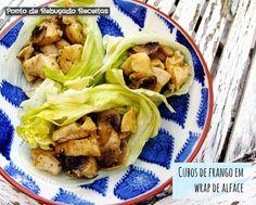 Ponto de Rebuçado Receitas: Saladas frescas para dias quentes