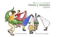 En #Sigaladanza tendremos las danzas tradicionales que hablan y homenajean a los animales. Hoy (5p.m.)