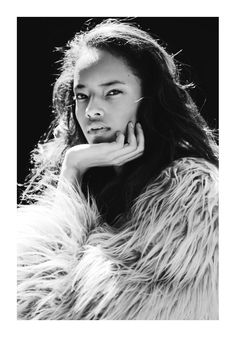 Fresh Face | Malaika Firth by Matthew Priestley