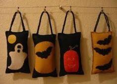Scent bags