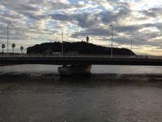 The bridge at Enoshima.