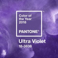 see 2018 interiors in visionary ultra violet | @meccinteriors | design bites