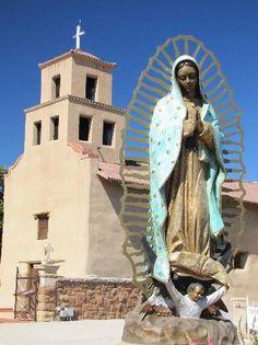 Santuario de Nuestra Senora de Guadalupe- Santa Fe (oldest shrine to OL of Guadalupe in US)