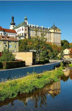 Broumov (East Bohemia), Czechia Prague, Beautiful Places In The World, Central Europe, Czech Republic, Croatia, The Good Place, Cathedral, Around The Worlds, Slovenia