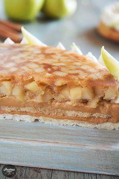 Tarta de Manzana con Toffee