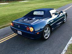 1998 Ferrari F355 Spyder Exact10.com
