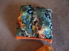 puffy quilt's matching puffy pillow!
