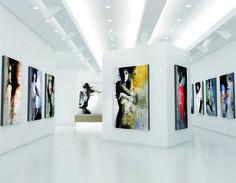 Interior Art Gallery | Arsitek Jogja