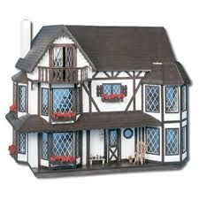 From mansions to lighthouses, sheds to barns to grand estates, our collection of dollhouse kits has it all. Shop DIY dollhouse kits at Miniatures! Dollhouse Kits, Wooden Dollhouse, Wooden Dolls, Dollhouse Miniatures, Ikea Dollhouse, Dollhouse Design, Haunted Dollhouse, Victorian Dollhouse, Victorian Homes