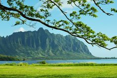 Island of Oahu, Hawaii