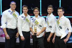 Mister Austria 2013 - Philipp Knefz Austria, Guys, Jackets, Fashion, Down Jackets, Moda, Fashion Styles, Sons, Fashion Illustrations