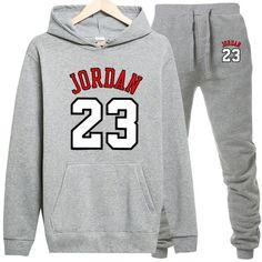 d5646db8e4a9c4 Details about NEW Mens Michael Air Legend 23 Jordan Tracksuit Hoodie   Pants  Men Sportswear