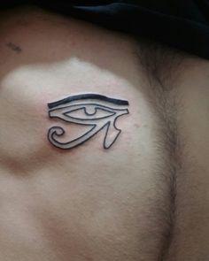 Tattoo ojo de horus.