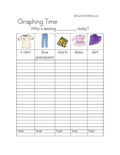 Graphing Time