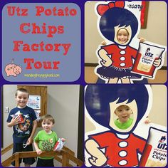 Utz Potato Chips Factory Tour -- Hanover, PA is the home to many factory tours and one of my family's favorite is the Utz Potato Chips Factory Tour. In this post I shared our experience at the tour and gave some helpful tips to anyone who may be visiting for the first time!