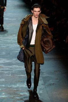 Berluti | Menswear - Autumn 2017 | Look 28