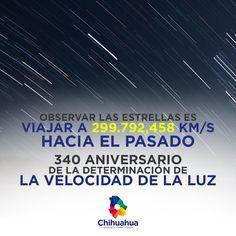 340 Aniversario de la determinación de la velocidad de la luz. #Ciencia #C #GobiernoTransversal #GobiernodeChihuahua #Chihuahuamx #Cuu