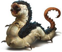 Behemoth Worm, Grimslake