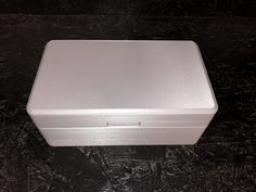 Box, Container, Silver, Tutorials, Boxes, Canisters