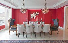 Dining Room -   Joy Garrido Interiors