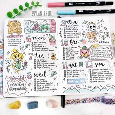 Wanna bring your favorite game to your Bullet Journal pages? Check out these Animal Crossing Bullet Journal pages! Cover pages, weekly spreads, habit tracker, and other pages to help you rock your BuJo and improve your Animal Crossing island. Making A Bullet Journal, Bullet Journal For Beginners, Bullet Journal Banner, Bullet Journal Tracker, Bullet Journal How To Start A, Bullet Journal Ideas Pages, Bullet Journal Spread, Bullet Journal Inspiration, Bullet Journals